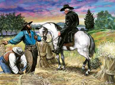 george washington slavery and the hypocrisy A birthday cake for george washington tells story about slave cook, leading  publisher to admit: 'the book may give a false impression of the.